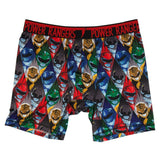 Power Rangers Boxers Power Rangers Apparel Power Rangers Briefs   Power Rangers Underwear Power Rangers Gift