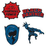 Black Panther Lapel Pins