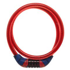 DC Comics Superman Red Bike Bicycle Cable Lock