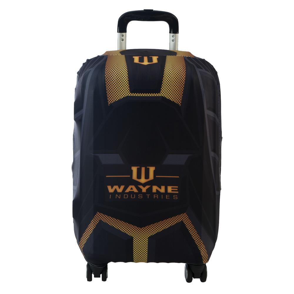 DC Comic Batman Gift Wayne Industries Luggage Cover