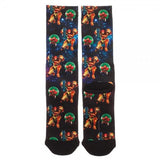 Metroid Samus Sublimated Socks