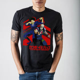Cowboy Bebop Spike Black T-Shirt