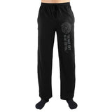 WestWorld The Maze Isn't Meant For You Print Men's Loungewear Pajama pjs Pants