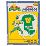 Power Rangers Green Ranger Underoos