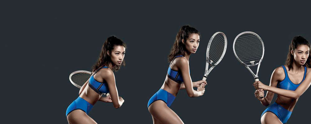 aff49ff746e8c You don t want anything to get in the way of your fast paced movements on the  Tennis court. We ve chosen lightweight tennis sports bras that adapt to the  ...