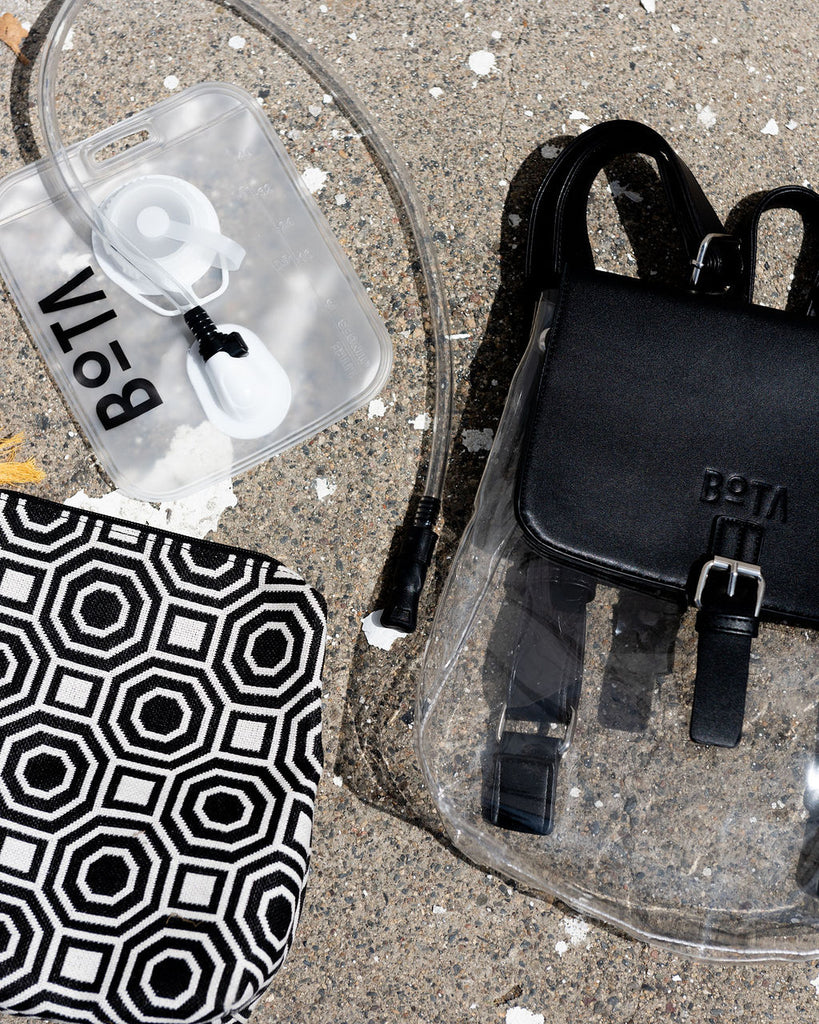 BOTA Mini Hydration Pack - Clear
