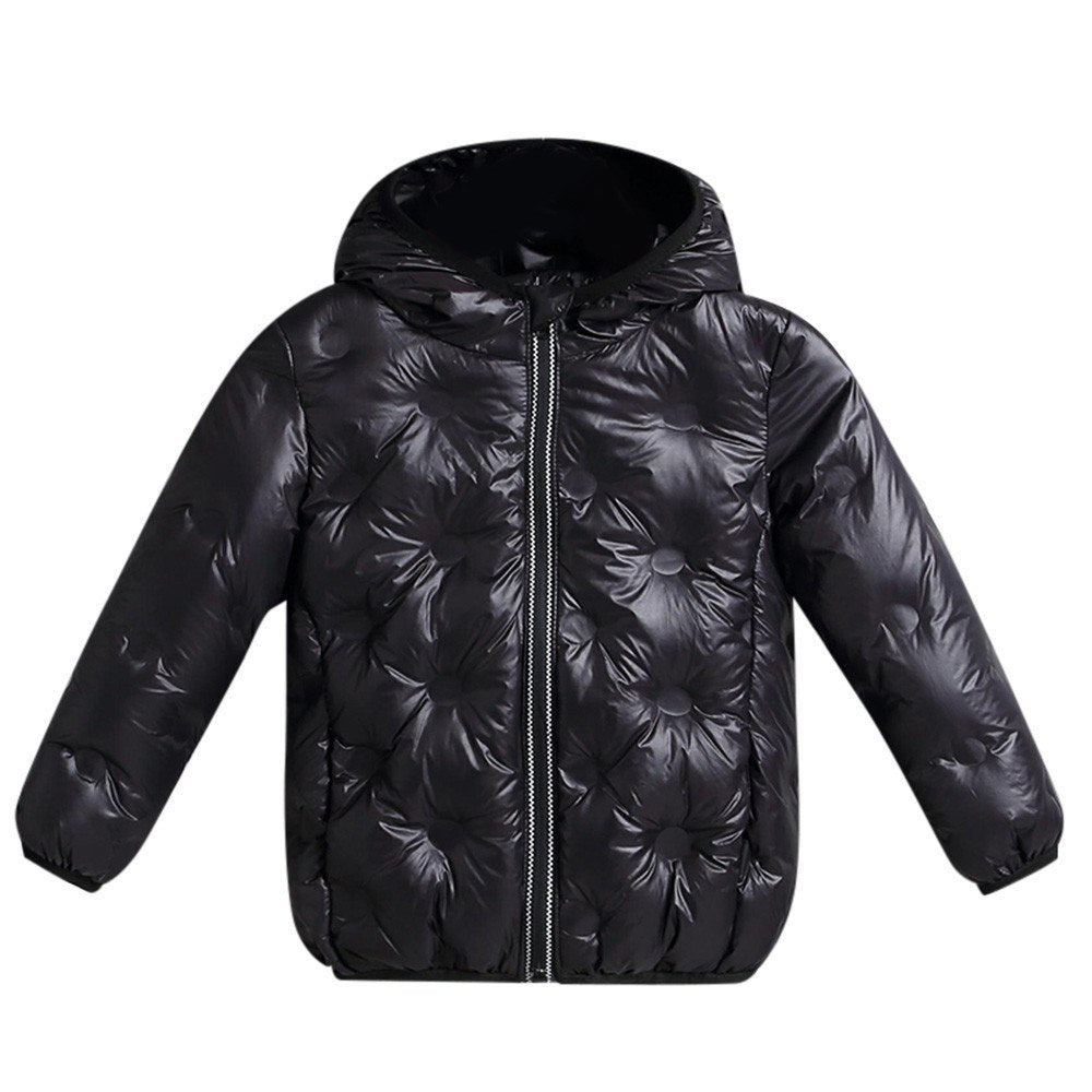 963f6fc719a0 Toddler Boys Quilted Cold Shield Puffer Coat - Shooting Star Kids ...