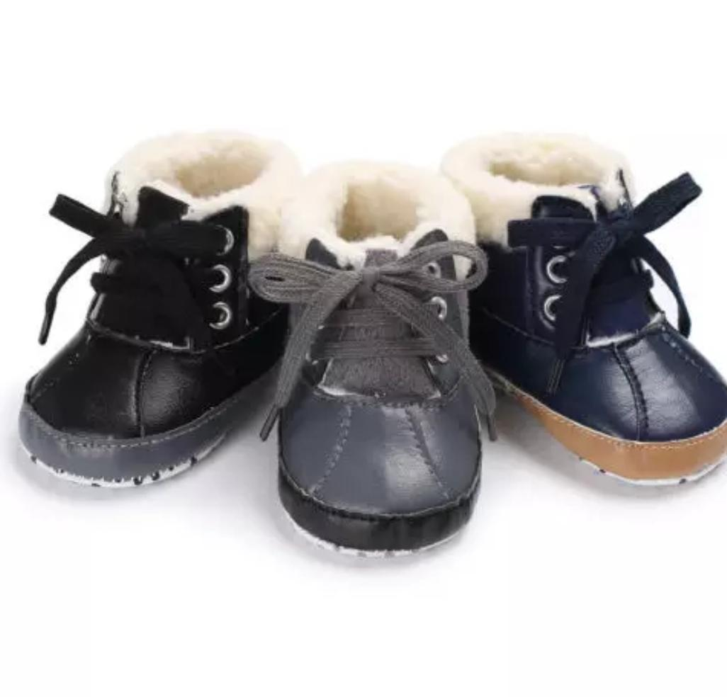 Baby Boy Duck Boots – Shooting Star