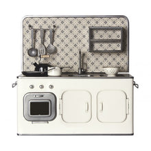 Maileg White Vintage Kitchen Play Set