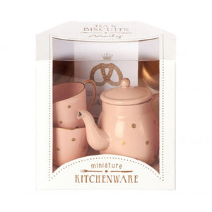 Maileg Tea or Two Miniature Play Set