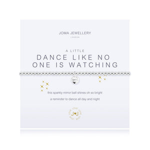 Joma Jewellery Dance Like No One is Watching