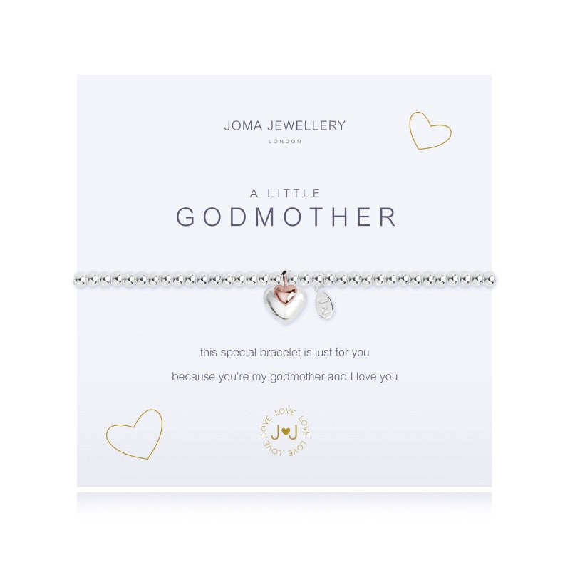 Joma Jewellery A Little Godmother Bracelet