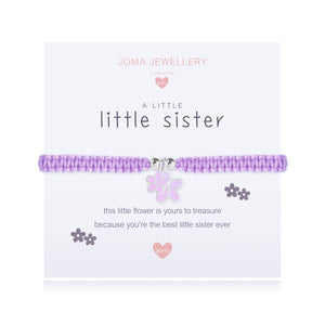 Joma Jewellery  A Little Little Sister Girls Bracelet