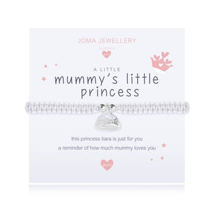 Joma Jewellery A Little Mummy's Little Princess Girls Bracelet
