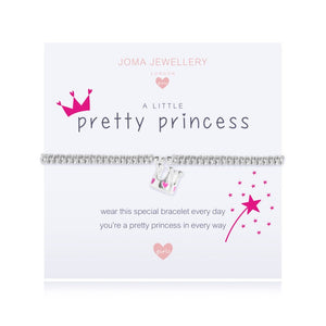 Joma Jewellery A Little Pretty Princess Girls Bracelet