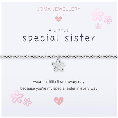 JOMA Girls A Little Special Sister