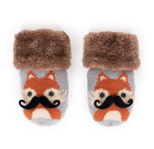 Powder - Cosy Kids Fox Mittens