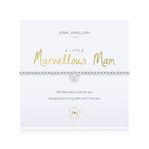 Joma Jewellery A Little Marvellous Mam Bracelet