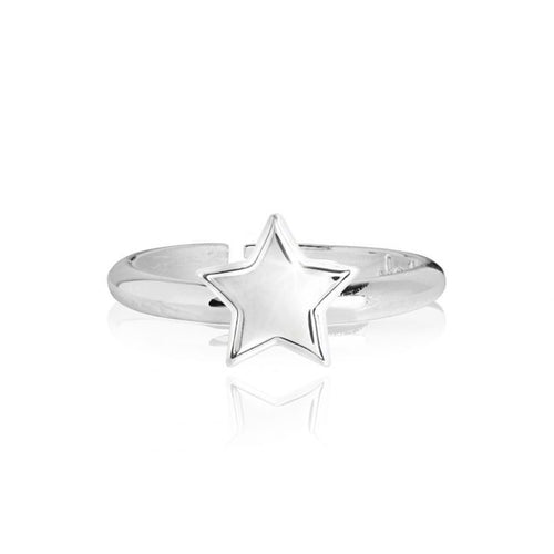 Joma Jewellery Lila Star Ring