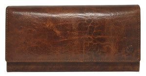 Gaucho Brown Leather Purse