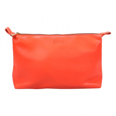 RHS Coral Cosmetic Washbag