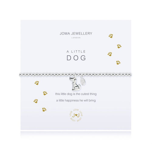 Joma Jewellery A Little Dog Bracelet