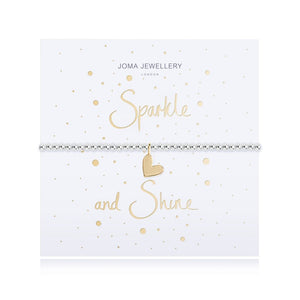 Joma Jewellery Sparkle and Shine Bracelet