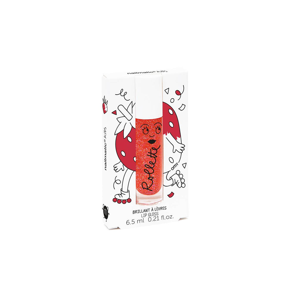 Nailmatic Fruity Lip Gloss - Strawberry