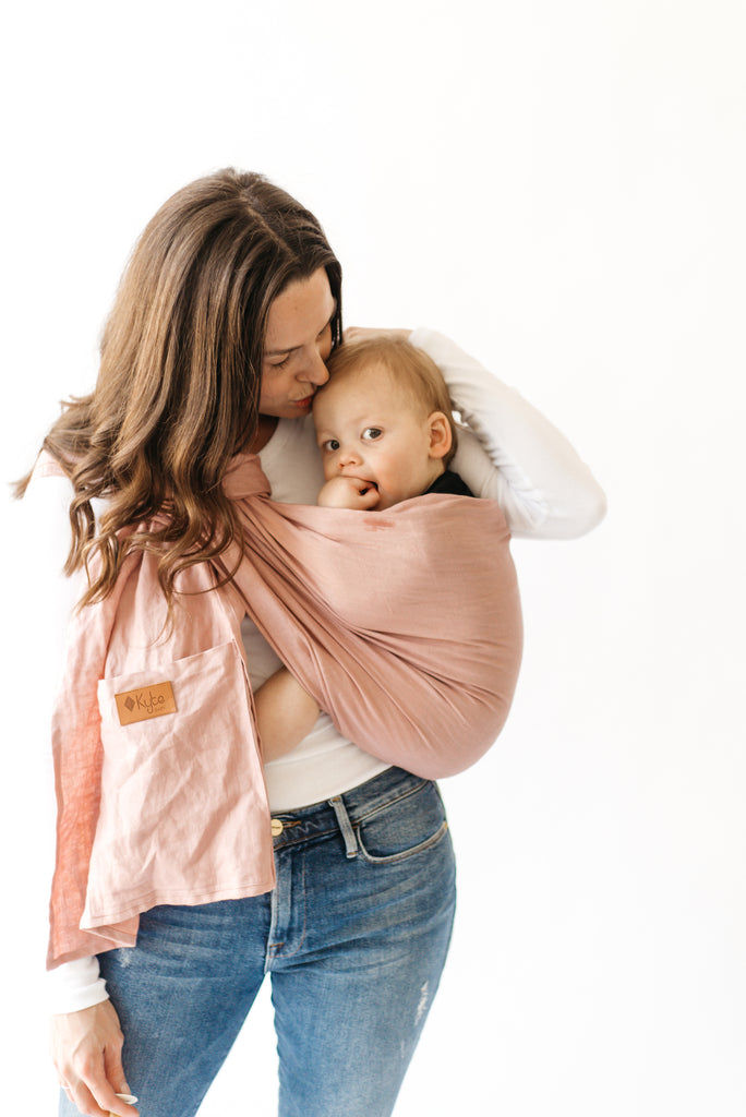 Kyte BABY - Ring Sling in Dogwood