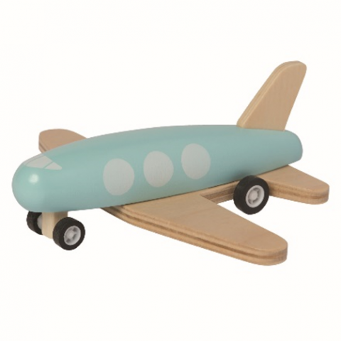 Manhattan Toy Co. Pull-Back Speedy Jets