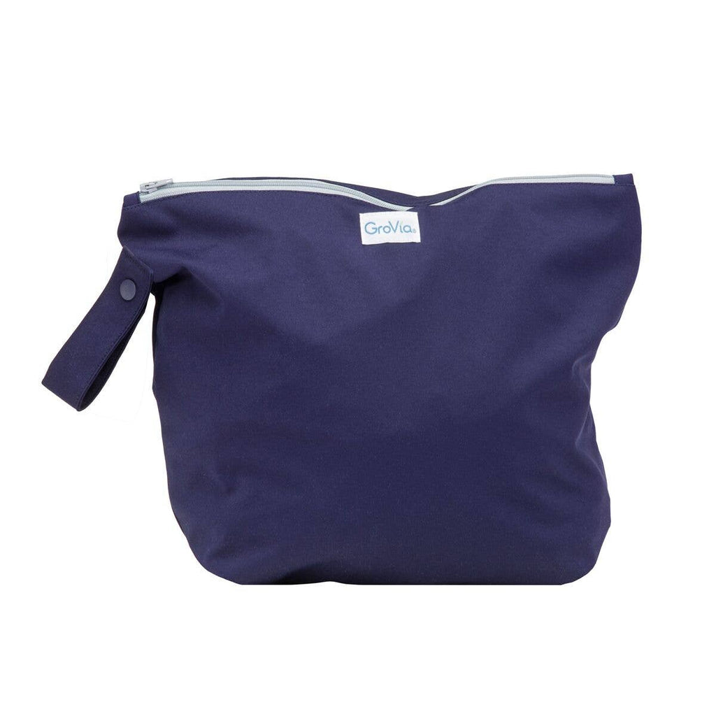 GroVia - Zippered Wetbag - Arctic