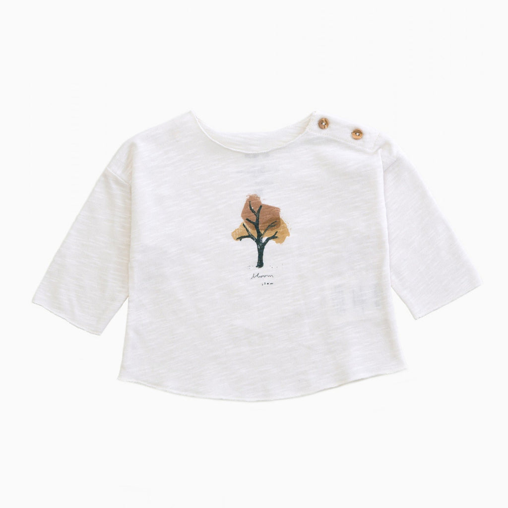 Play Up Organic Cotton Bloom Tee