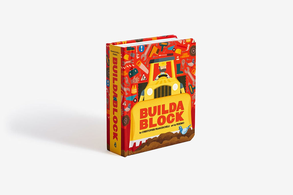Abrams Appleseed Books - Buildablock