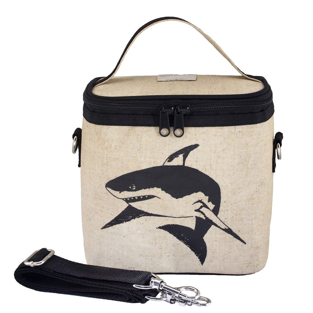 SoYoung - Black Shark Small Cooler Bag for Kids