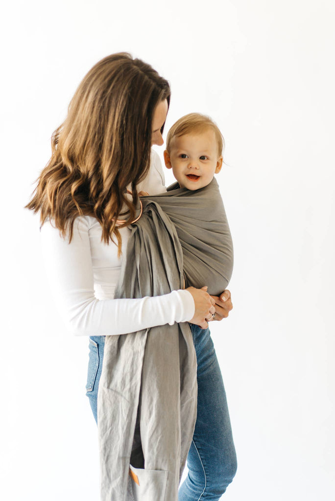 Kyte BABY - Ring Sling in Birch