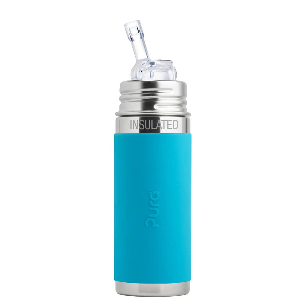 PURA STAINLESS - 9oz Insulated Straw Bottle