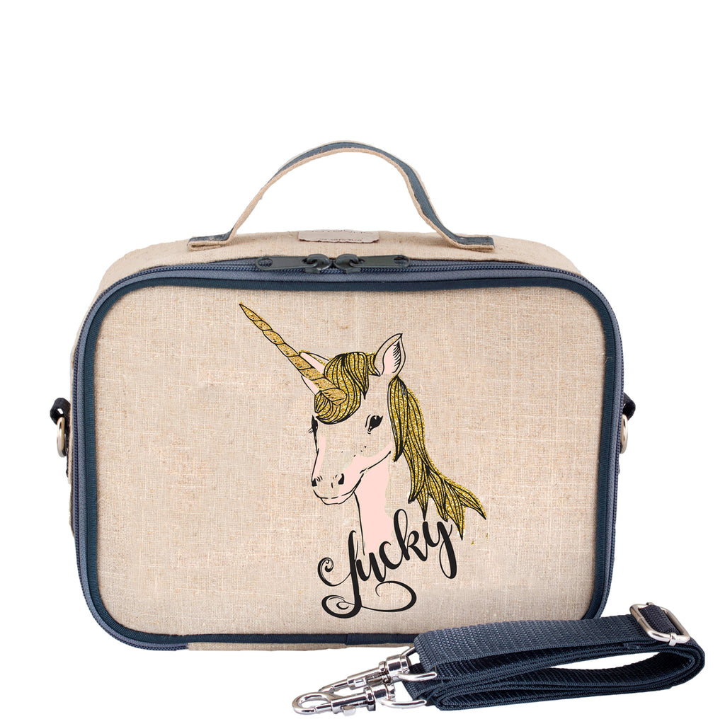 SoYoung - Lucky Unicorn Lunch Box for Kids