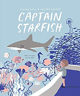 Abrams Books - Captain Starfish