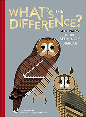 Chronicle Books - What's the Difference? 40+ Pairs of the Seemingly Similar