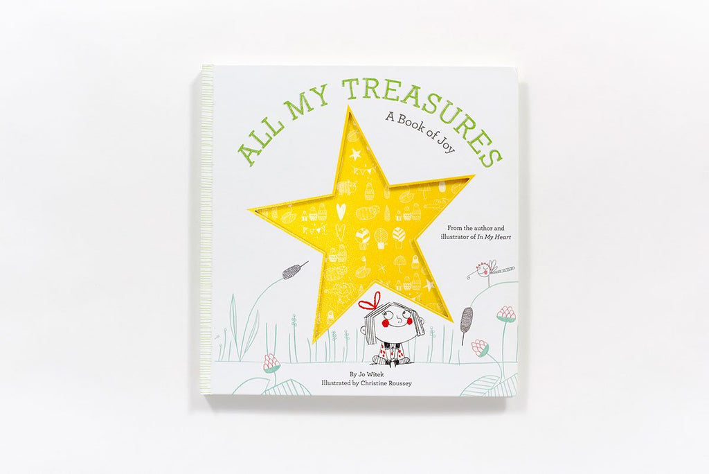 Abrams Books - Growing Hearts Series - All My Treasures