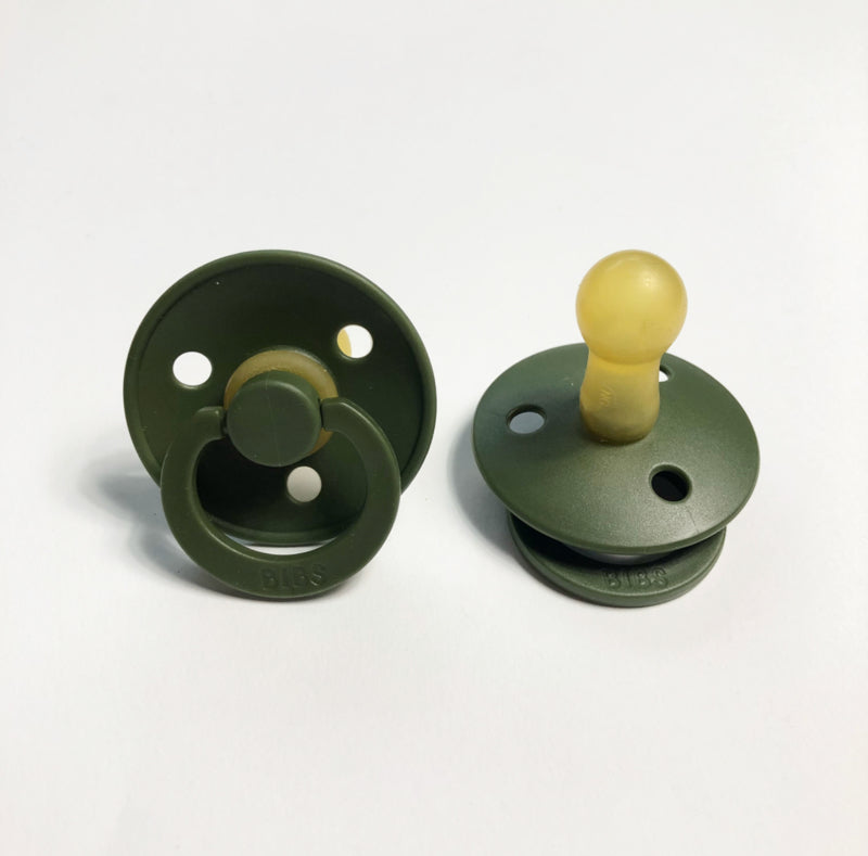 BIBS Pacifier - Hunter Green