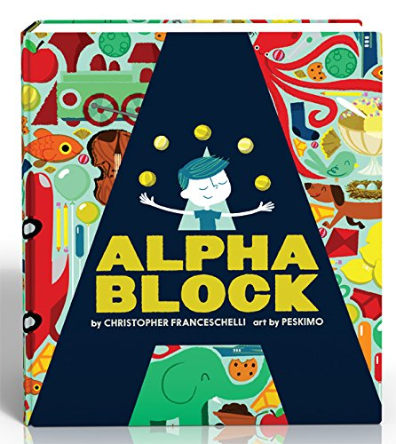 Abrams Appleseed Books - Alphablock
