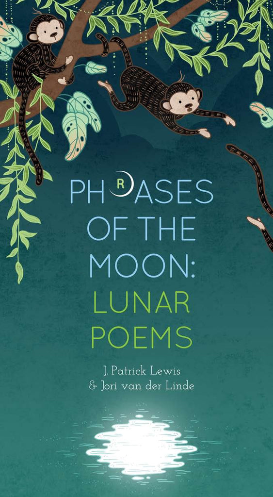 Chronicle Books - Phrases of the Moon: Lunar Poems