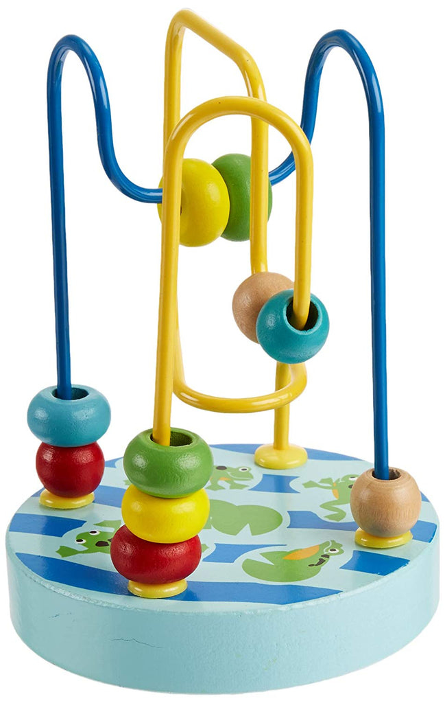 Manhattan Toy Co. Wobble-A-Round Beads