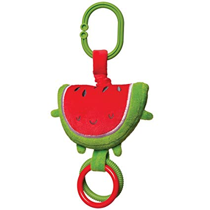 Manhattan Toy Co. Farmer's Market Watermelon Travel Toy