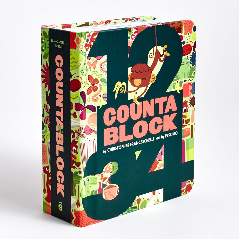 Abrams Appleseed Books - Countablock