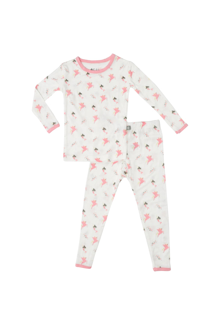 Kyte BABY - Printed Toddler Pajamas in Mythical