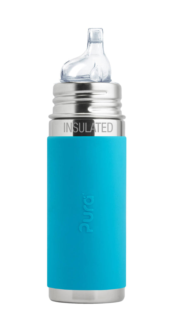 PURA STAINLESS - 9oz Insulated Sippy Bottle