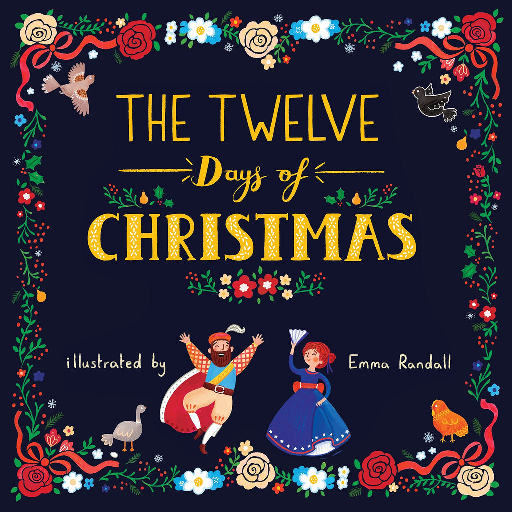 Penguin Random House- The Twelve Days of Christmas