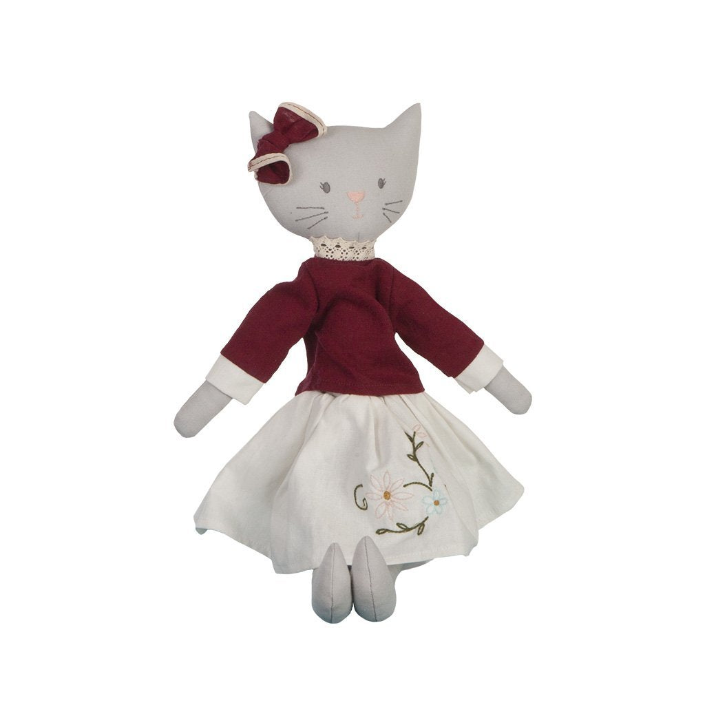 Bonikka Dolls - Bellamy the Cat